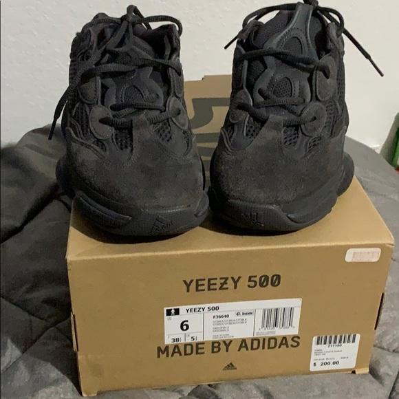 utility black 500s
